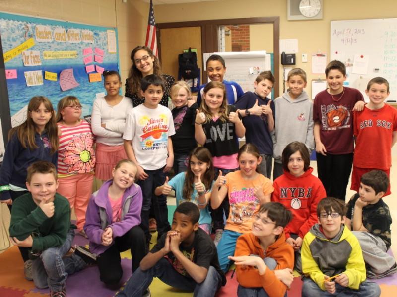 Middletown Rhode Island Elementary Schools