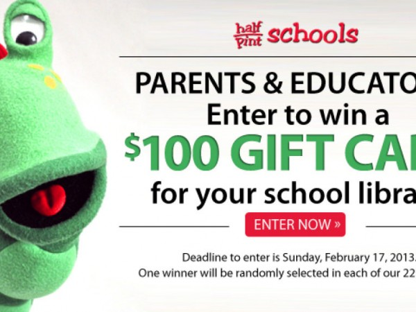 Half Price Books to Give Away $100 Gift Card to Chicagoland School ...