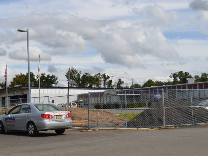 New bakers basin motor vehicle facility open for business for Motor vehicle new brunswick nj