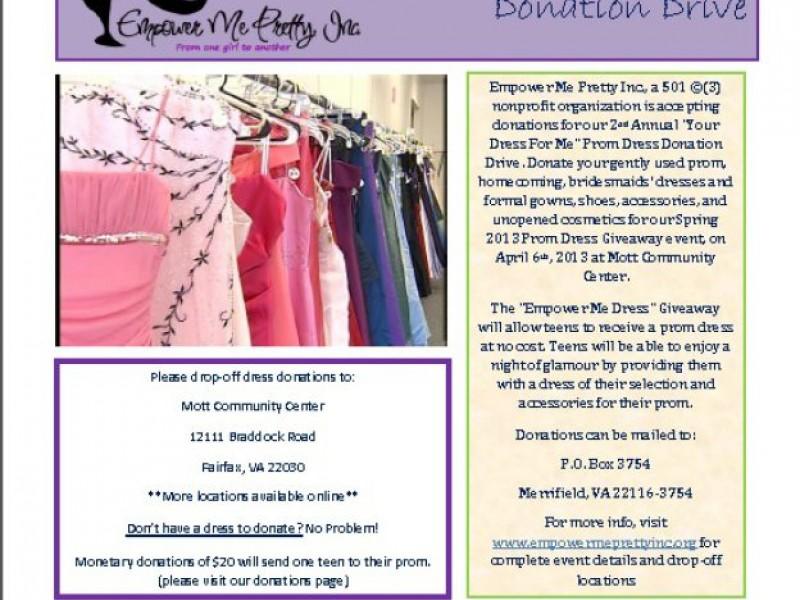 Magnificent Donating Prom Dresses Frieze - Wedding Dress Ideas ...
