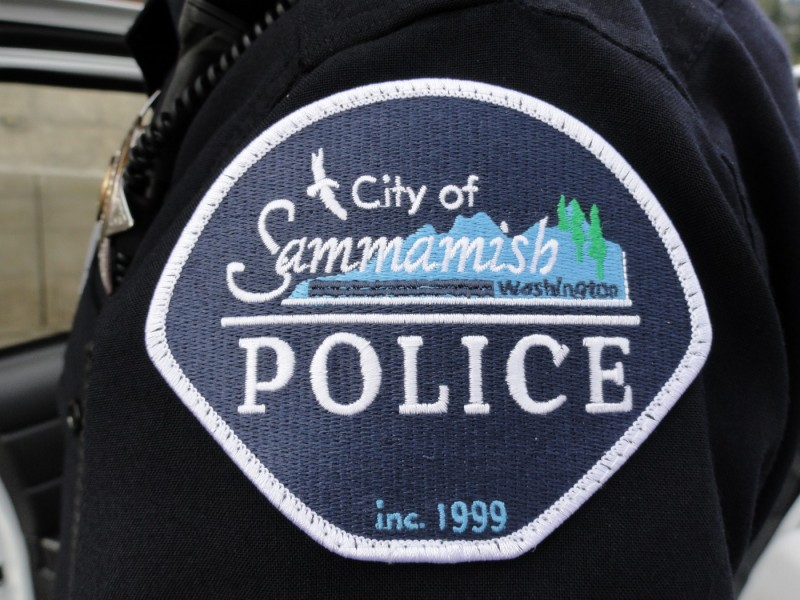 Sammamish Police Blotter: Drug Paraphernalia Dropped Outside A Home, Items  Stolen From A City