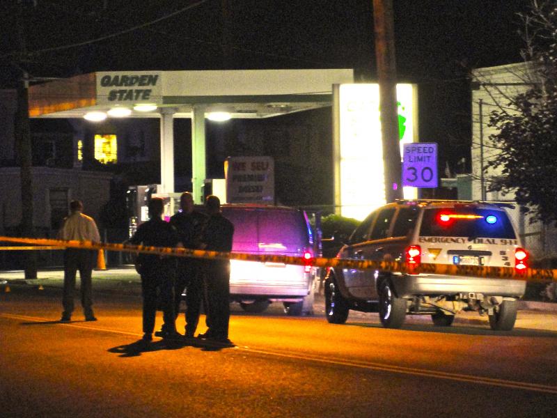 Woodbury Gas Station Attendant Shot Sunday Night West Deptford Nj Patch