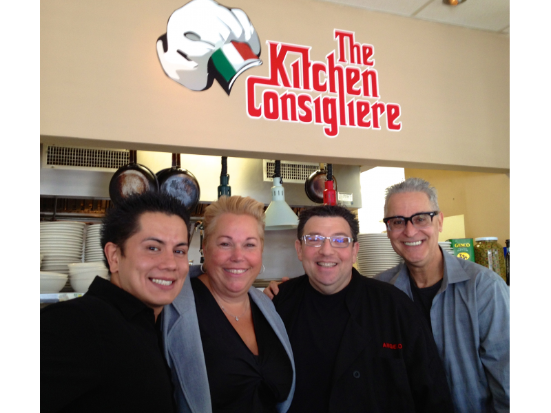 Knight\'s Bistro Yields to Kitchen Consigliere at Haddon & Collings ...