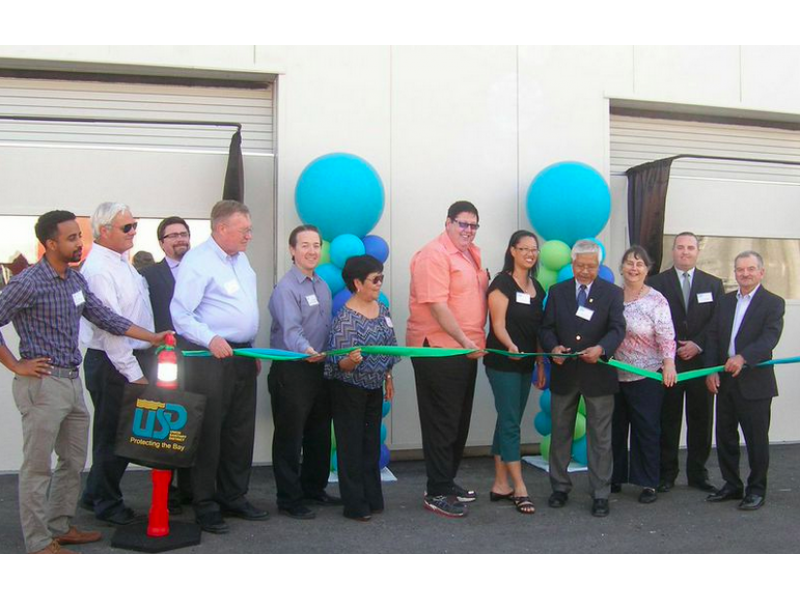 Union sanitary district dedicates new green energy - Garden city union free school district ...