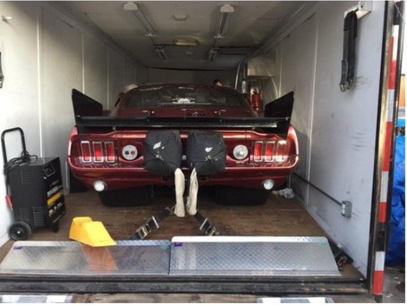 $100,000 Race Car Stolen in San Ramon Car Theft Recovered in Storage ...