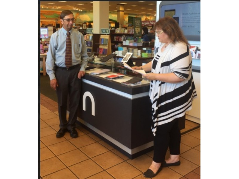 Livermore High Teacher Honored By Barnes And Noble