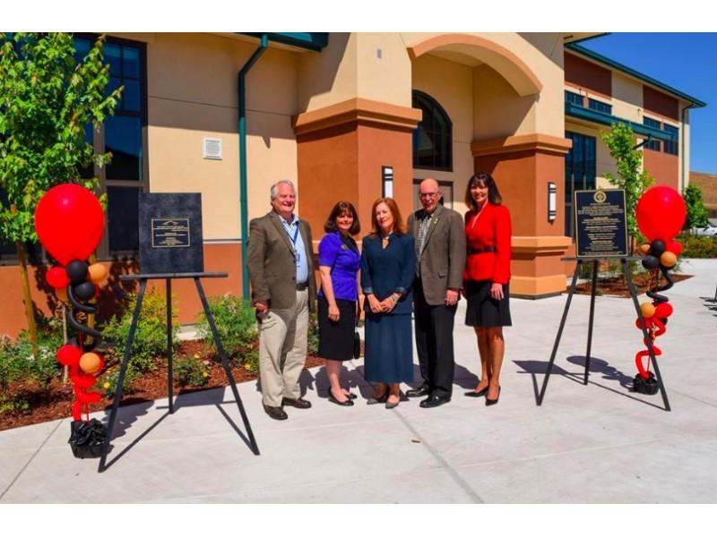 School district hosts bella vista elementary dedication - Garden city union free school district ...