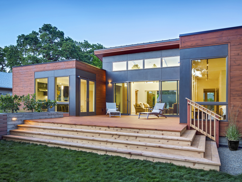 Blu homes hosts breezehouse tour in sonoma ca