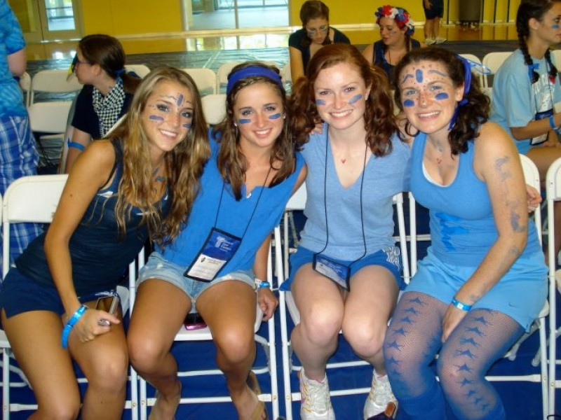 Hot new jersey girls state