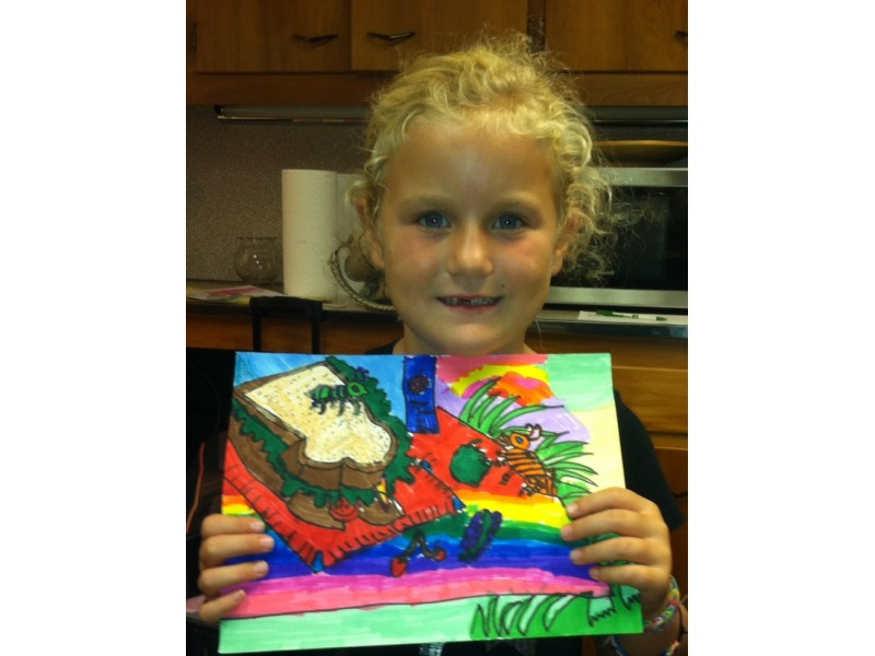 Join Kidzart For After School Art Classes At The Oceanic