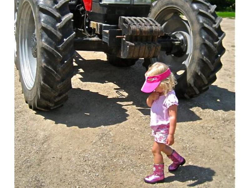 Open Farm Day At Gardens Of Eagan
