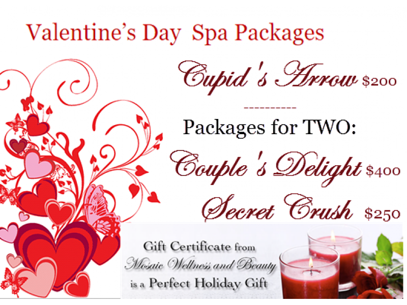 valentine's day spa packages - best gift for people you love, Ideas
