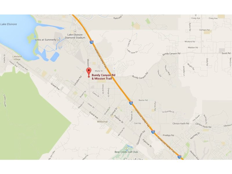 Toppled Power Pole Triggers Fire In Wildomar Lake Elsinore Ca Patch