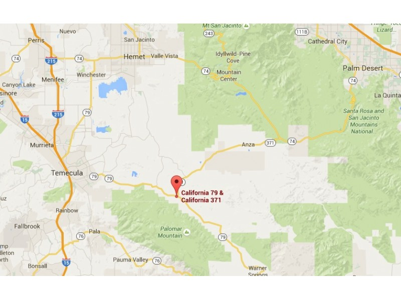 ThreeYearOld Killed in Highway 371 Crash Near Temecula Murrieta