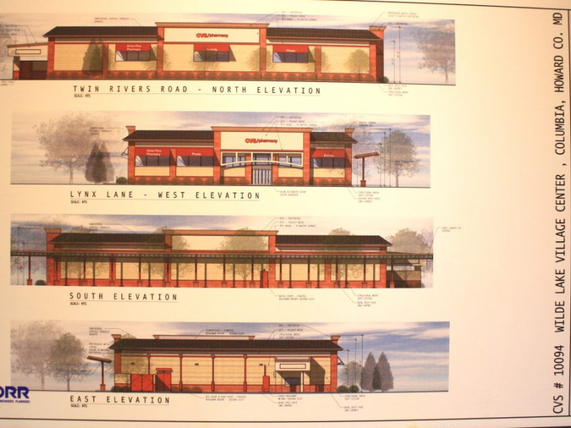 cvs planning to build store in wilde lake columbia md patch