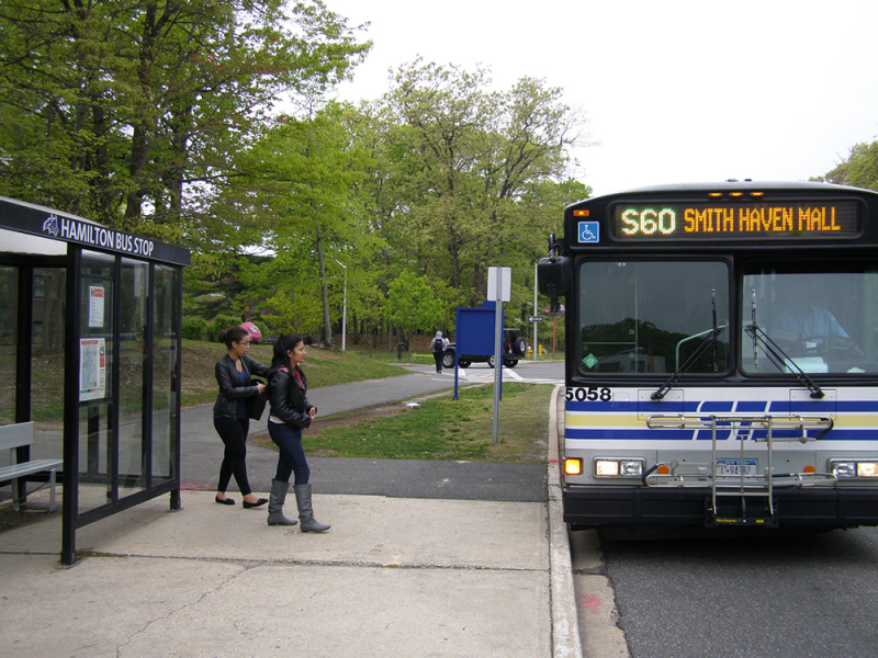 S Bus Route Long Island