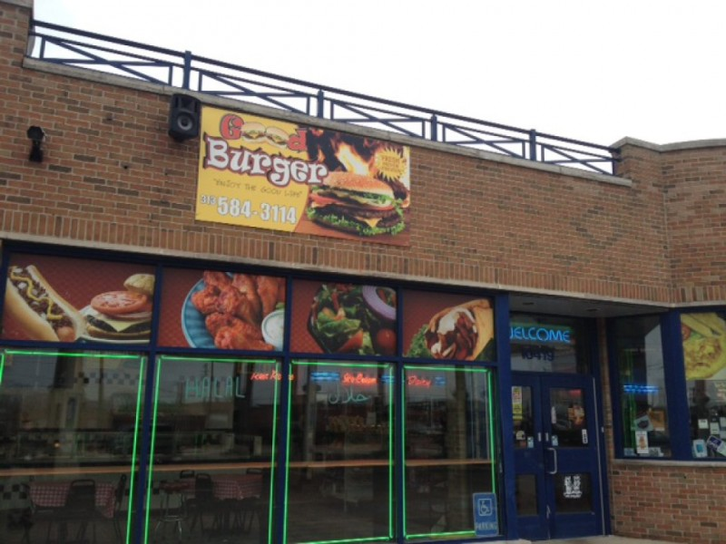 Good Burger Restaurant Opens In East Dearborn Bp Gas Station Mi Patch