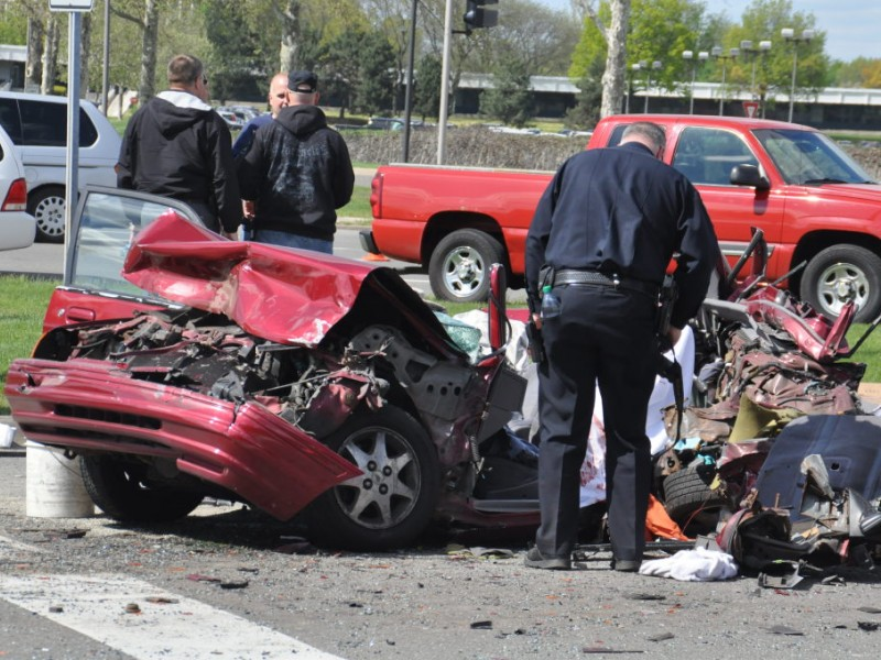 Dearborn Car Accident Today