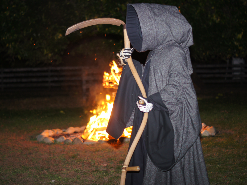 Ghouls and Goblins Visit Greenfield Village for Halloween Weekends ...