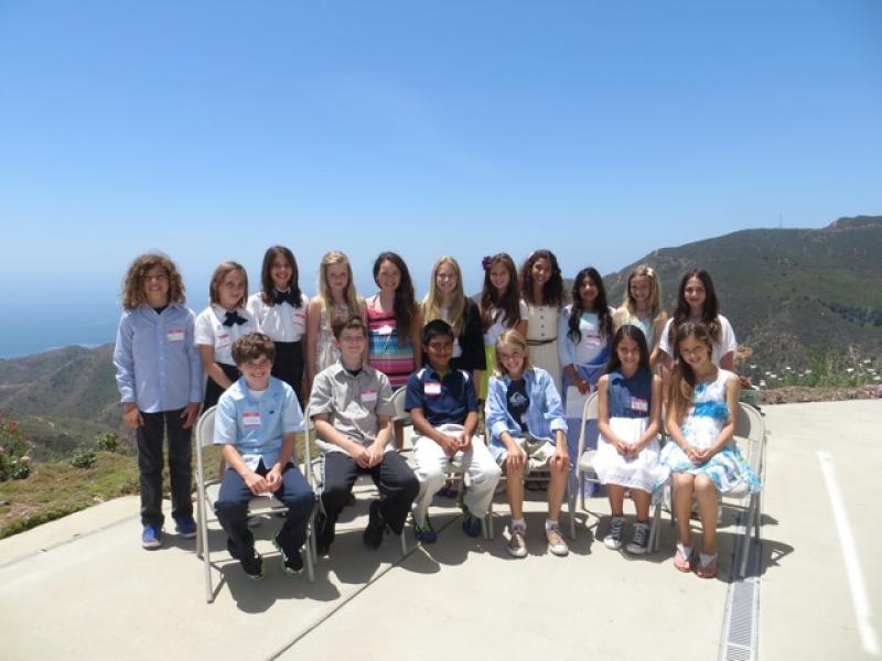 Malibu Woman S Club Honors Fifth Grade Essay Winners Malibu Ca Patch
