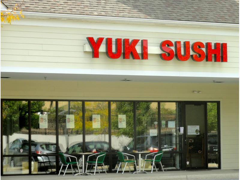 Yuki sushi fires employee donates to delco spca marple - Mostardi s newtown square garden ...