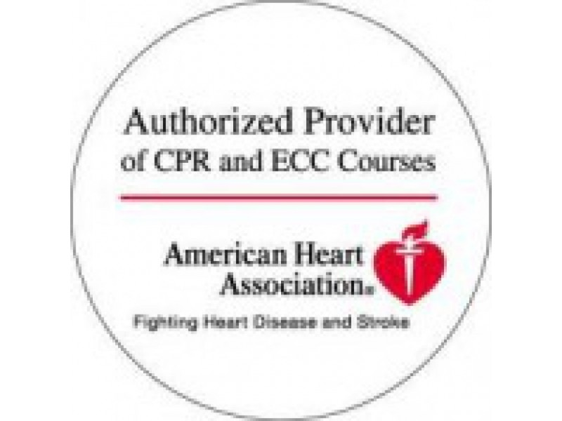 Cprfirst Aid Certification Class By American Heart Association
