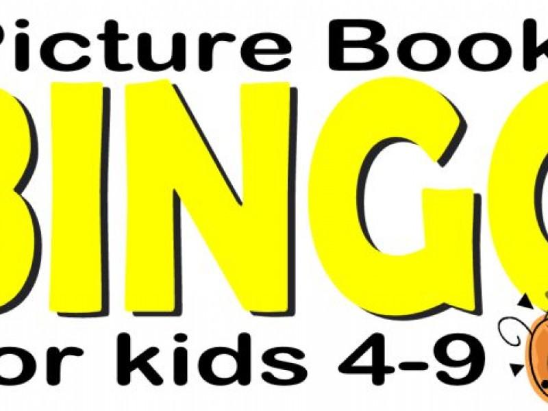 picture book halloween bingo for kids