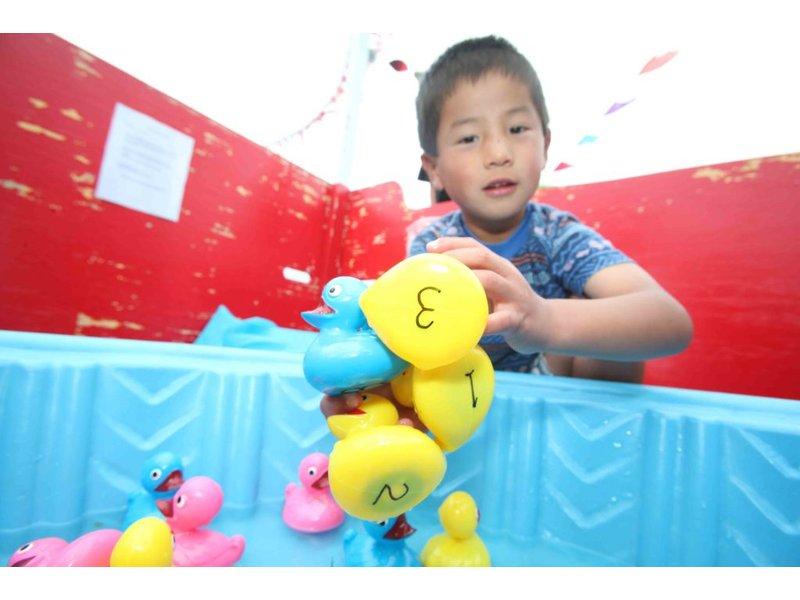 Chatsworth avenue school carnival prizes