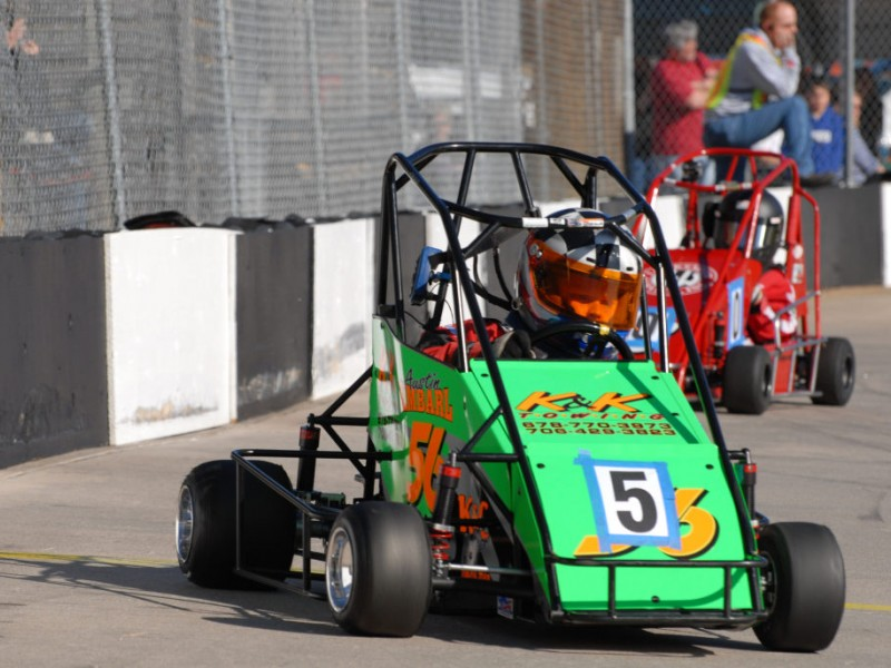 Quarter midget association rules