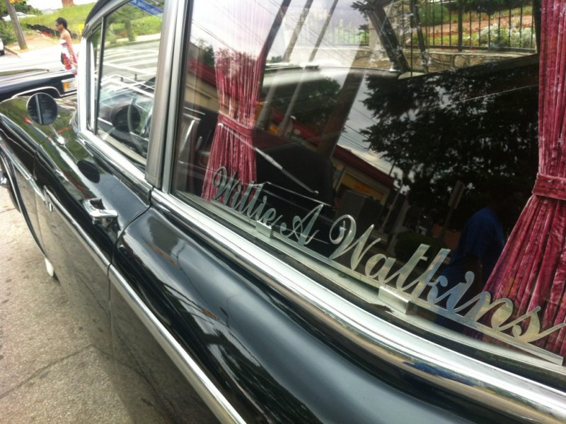 Sw Atlanta S Willie Watkins Funeral Home To Handle Usher S