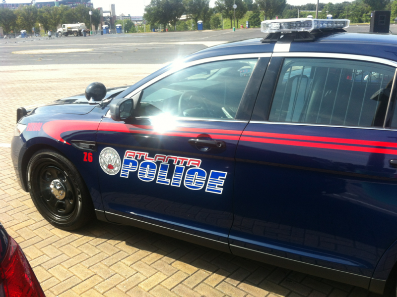 Apd unveils new state of the art police cruisers cascade for Atlanta department of motor vehicles