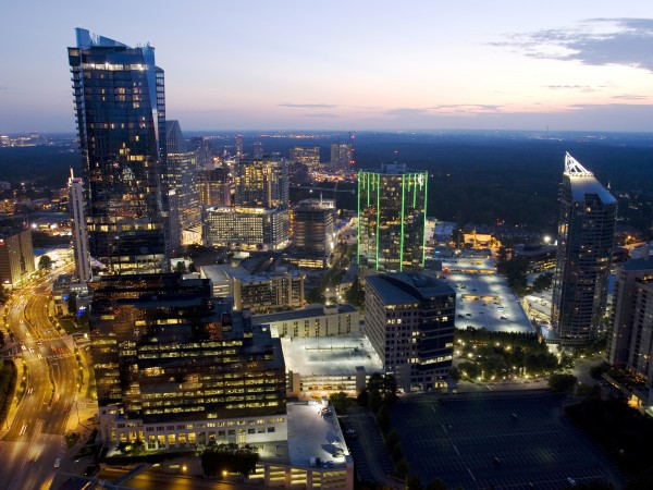 Atlanta ranks high among wealthiest cities buckhead ga for Richest city in the us
