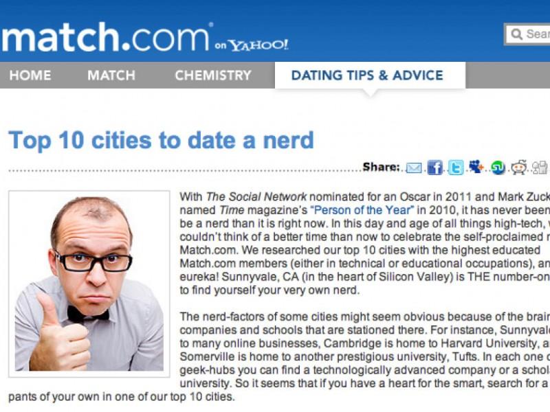 yahoo Match-Dating-Tipps