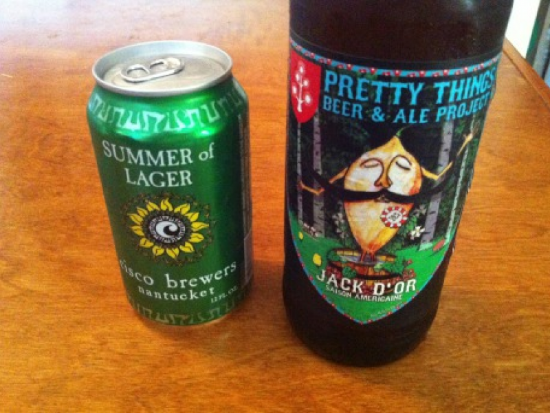 Five Beers to Enjoy on the Fourth of July