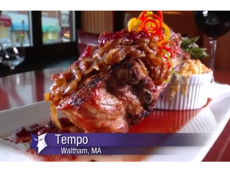 8 Waltham Restaurants Featured On Phantom Gourmet In Last Year