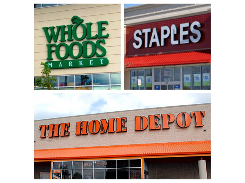 Jobs At Whole Foods Staples Home Depot And More