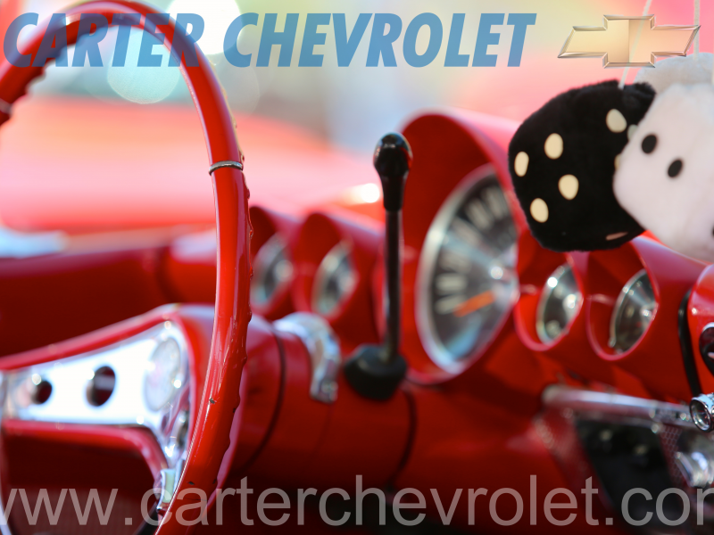 34th Annual Carter All Chevrolet Show