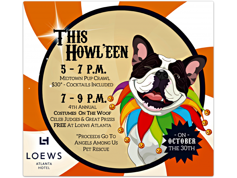 4th Annual Costumes on the Woof | Decatur, GA Patch