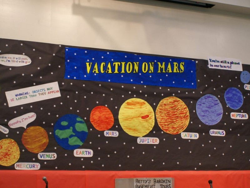 Walnut Grove Students Vacation On Mars Well Almost
