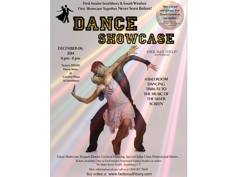 Fred Astaire Dance Studio In Southbury And South Windsor Presents