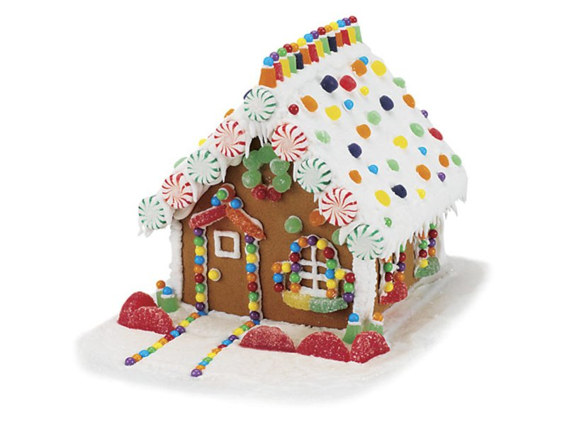 Decorating Gingerbread Houses Newtown Pa Patch