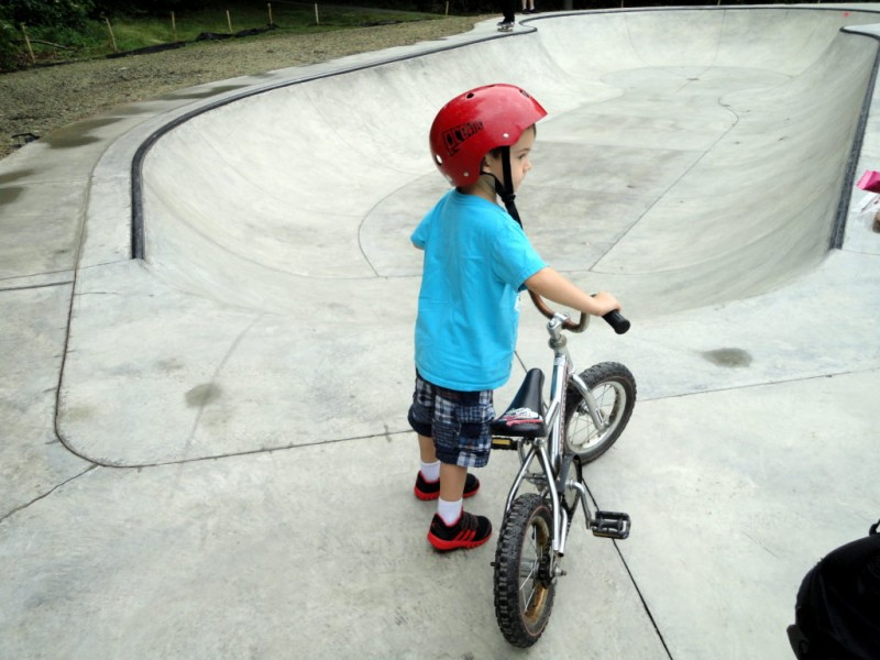 Sunnyside Wa Weather >> Skate Park Opens in College Park | College Park, MD Patch