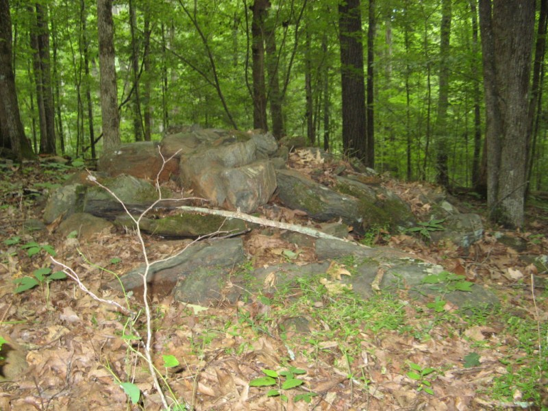 Ancient Indian Burial Grounds In Gwinnett County Lilburn