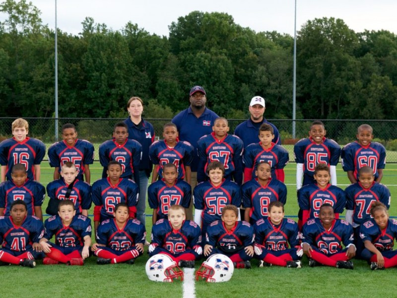 Mustangs Win One And Lose One At The Mmyfcl Super Bowl