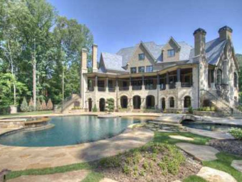 Top Five Most Expensive Homes Sold In Atlanta 2012 And