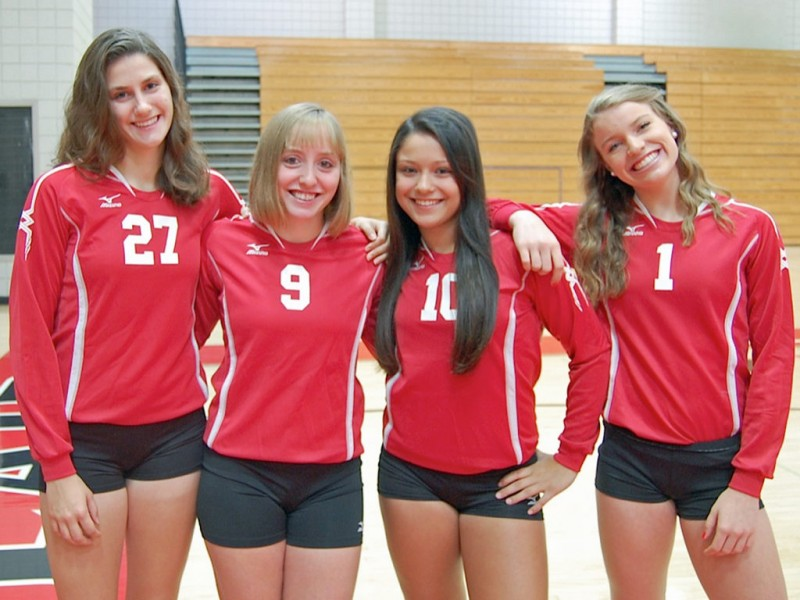 Usc Girls Look For Return To Volleyball Playoffs Upper