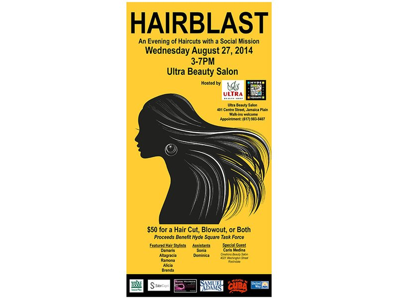 Hairblast Haircuts With A Social Mission Jamaica Plain Ma Patch