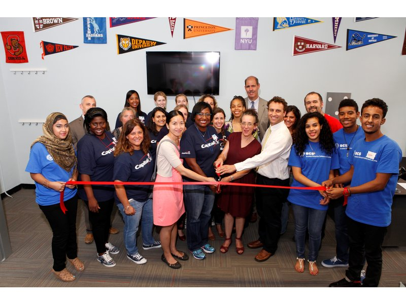 Collaborative Teaching Nyc ~ Brooklyn school for collaborative studies unveils new