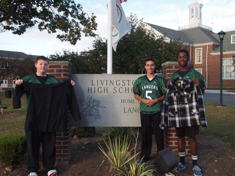 Donate New Gently Used Winter Apparel To Livingston High School
