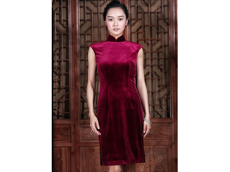Universally Flattering Mandarin Dresses For Chinese New Year